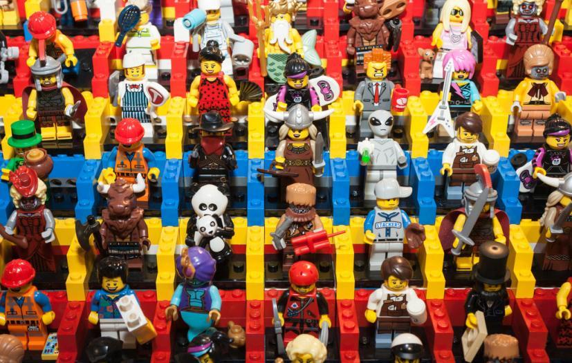 樂高玩具加盟