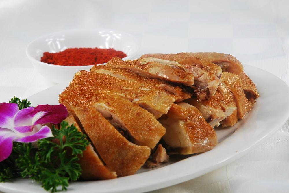紫燕百味雞