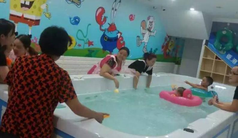 水孩子加盟