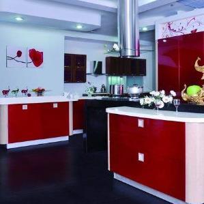 薩博整體廚房