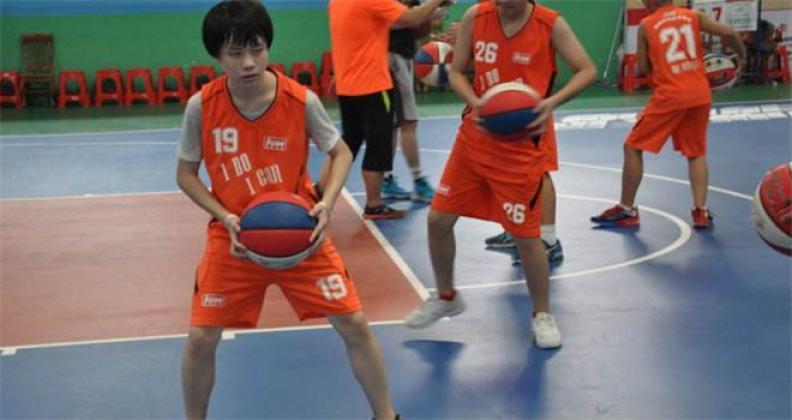 小飞人篮球培训加盟