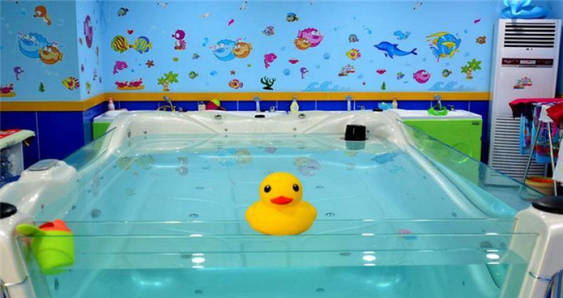 宝宝殿下婴幼儿游泳馆加盟