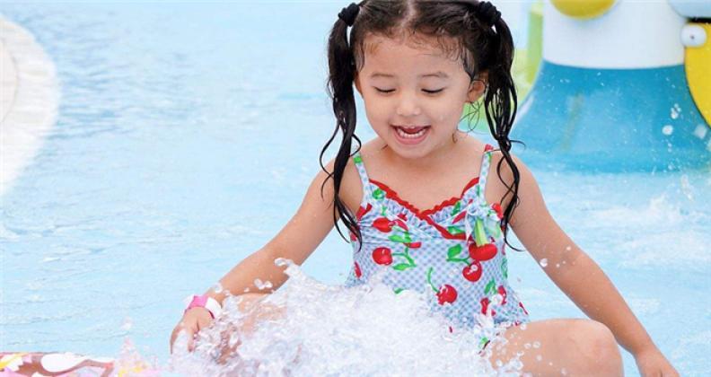 爱宝贝婴儿游泳馆加盟