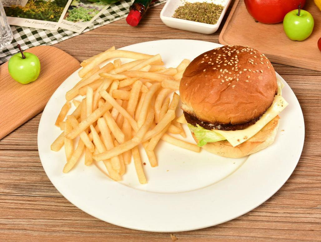 汤姆之家快餐汉堡