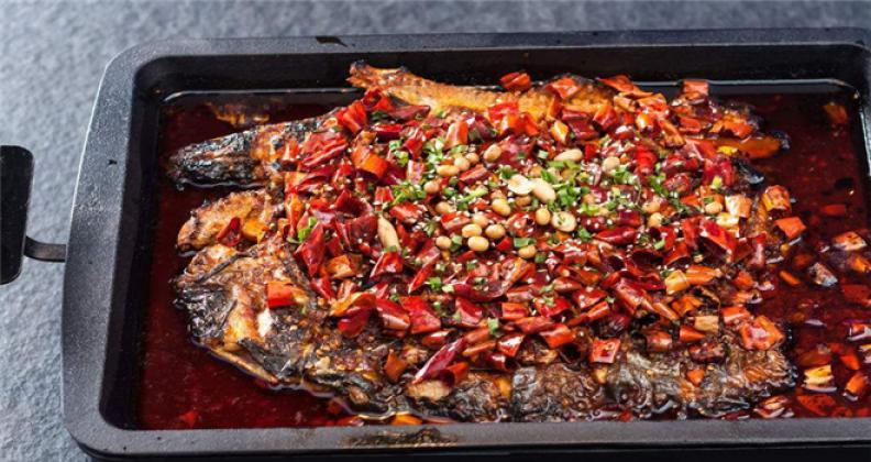 探炉烤鱼加盟