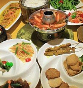 蕉葉泰國餐廳