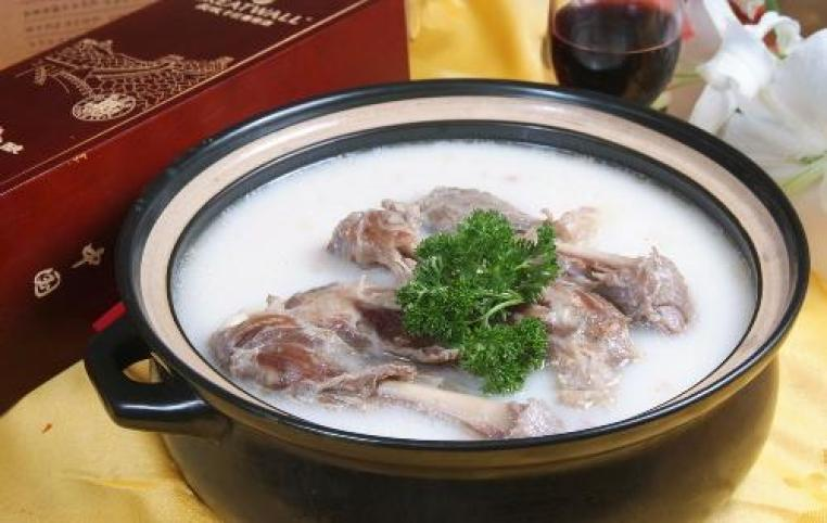 赵家羊肉汤加盟