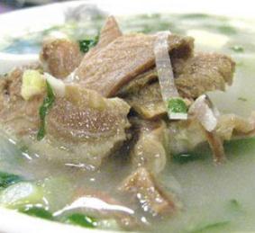 赵家羊肉汤