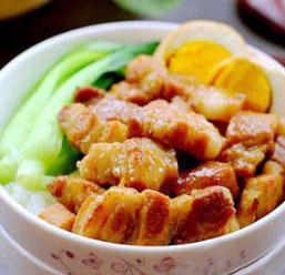 姜氏福记卤肉饭
