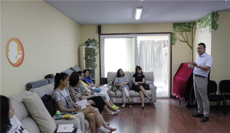 悅迪胎教親子館加盟
