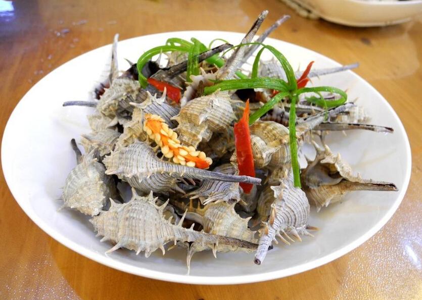小贝壳海鲜