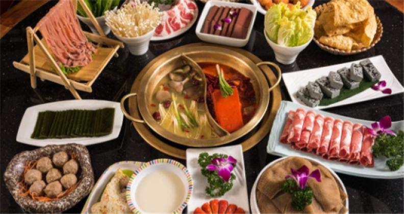 九段香海鲜自助火锅加盟