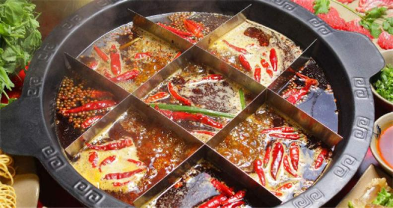 麦海鲜自助火锅加盟