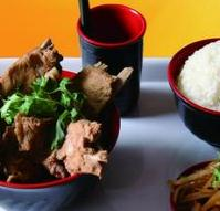 佶佰味排骨米饭