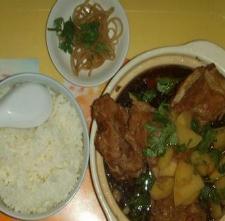 杨广昌排骨米饭快餐