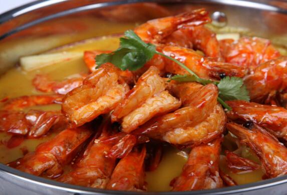 蝦吃蝦涮蝦火鍋