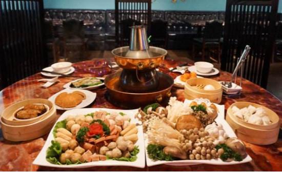 素食火锅食材