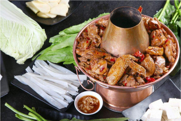 沧州火锅鸡 2