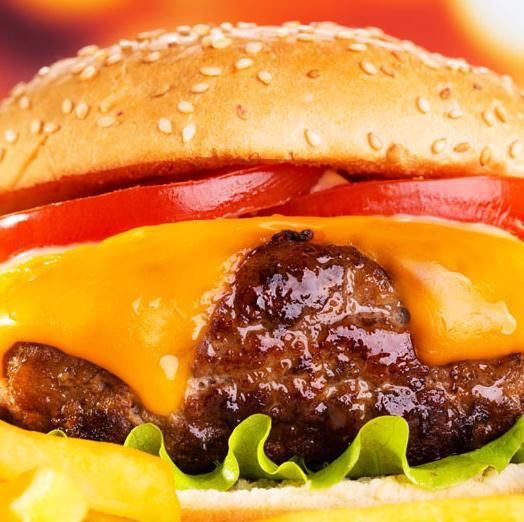 士百士漢堡