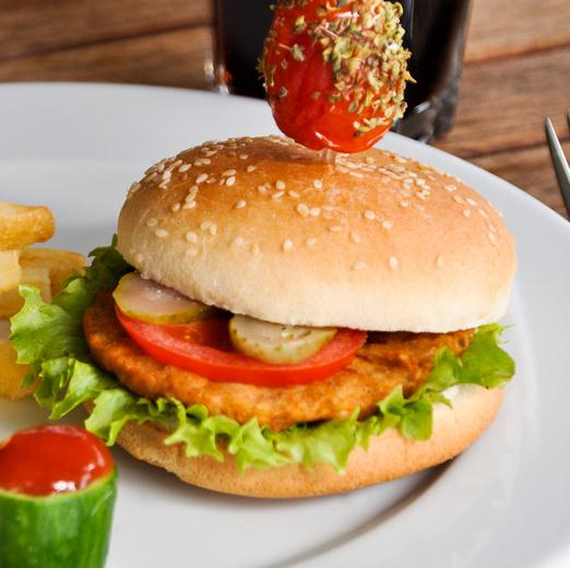 艾可奇漢堡