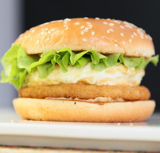 美樂滋漢堡