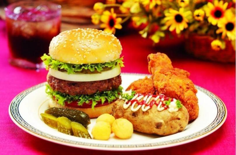士百士漢堡加盟