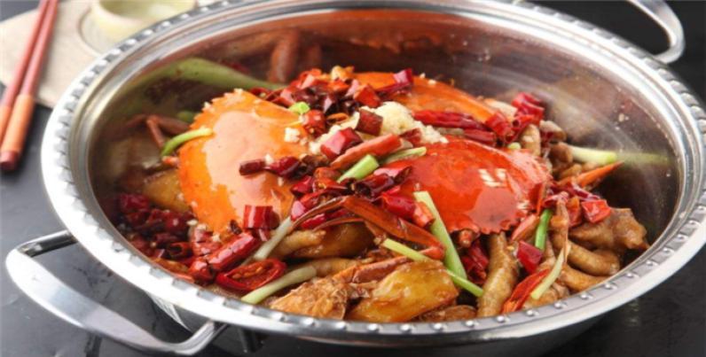 王记私厨肉蟹煲加盟