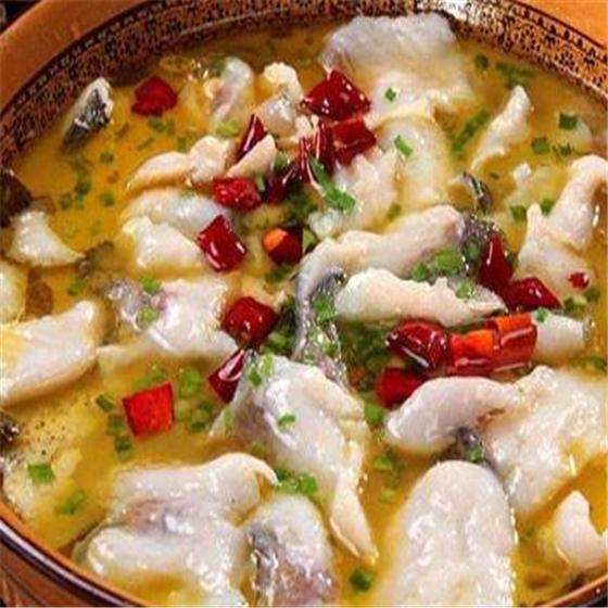功夫酸菜魚
