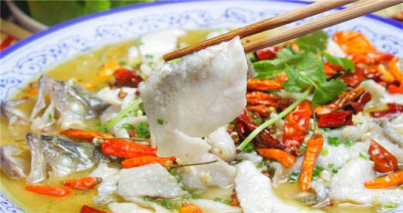 功夫酸菜魚加盟