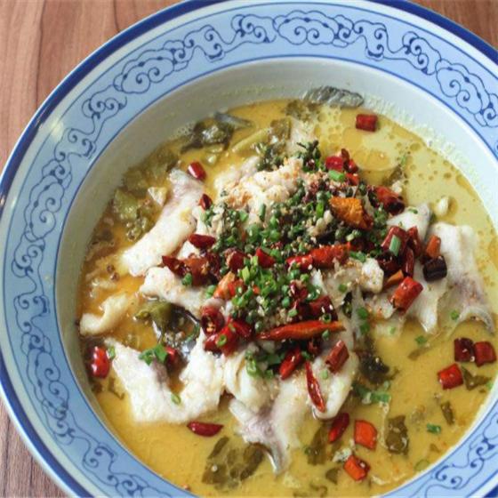 巴蜀酸菜鱼