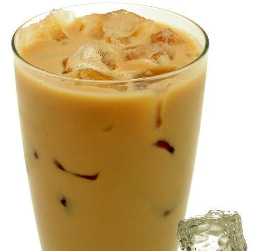 奶茶愛上粉