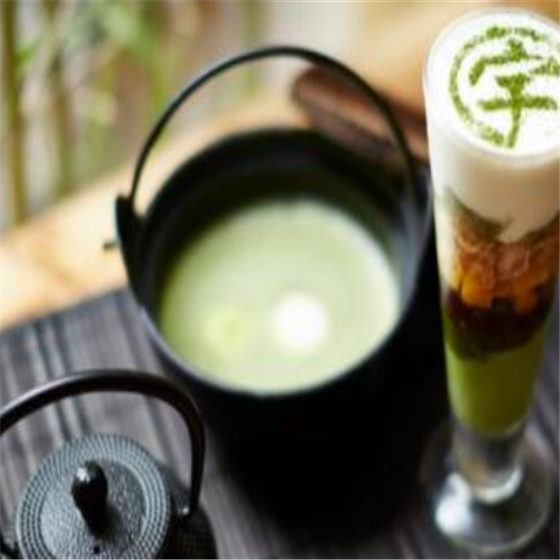 清水宇治抹茶甜品