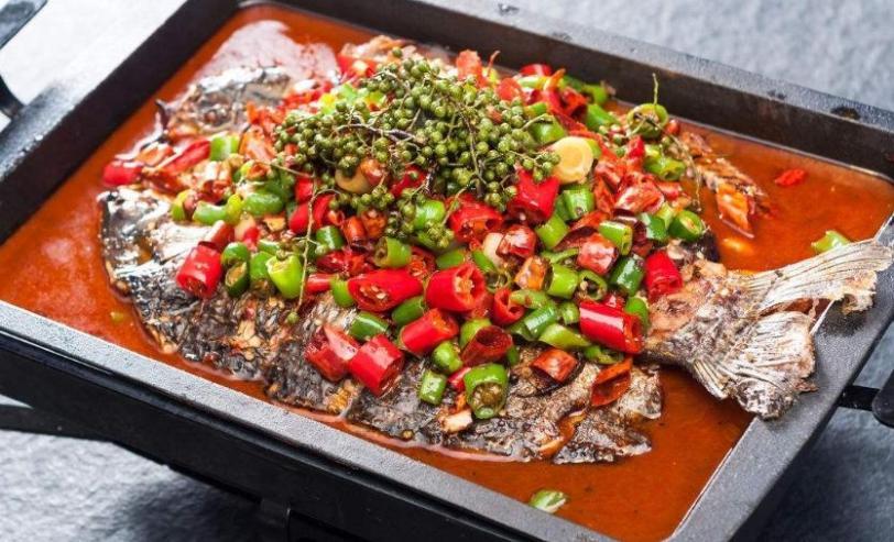 碉堡烤魚加盟