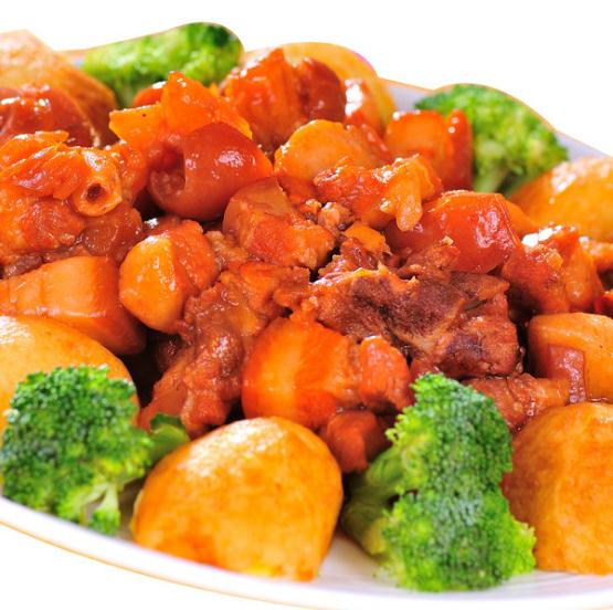 肯德基中式快餐