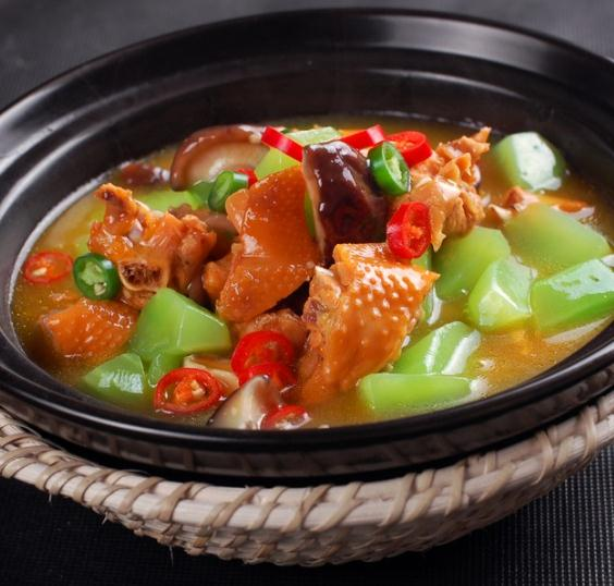黃燜雞米飯快餐