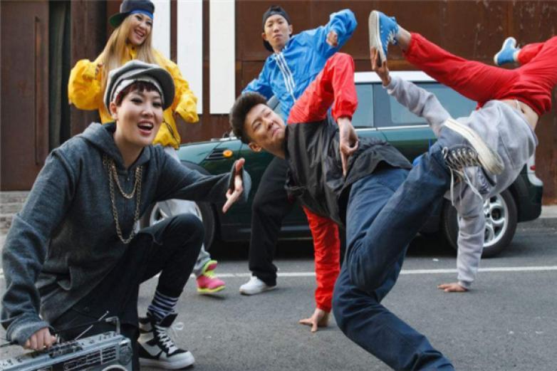 星城街舞加盟
