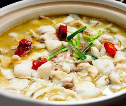 馋猫酸菜鱼