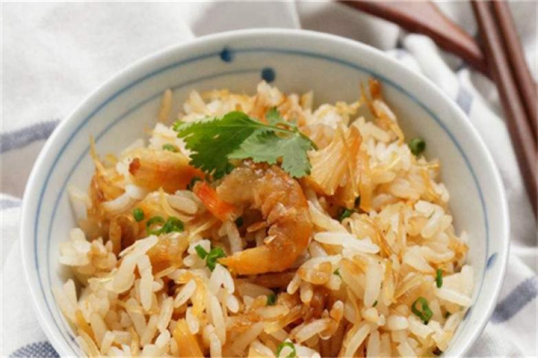虾得乐烧汁虾米饭加盟