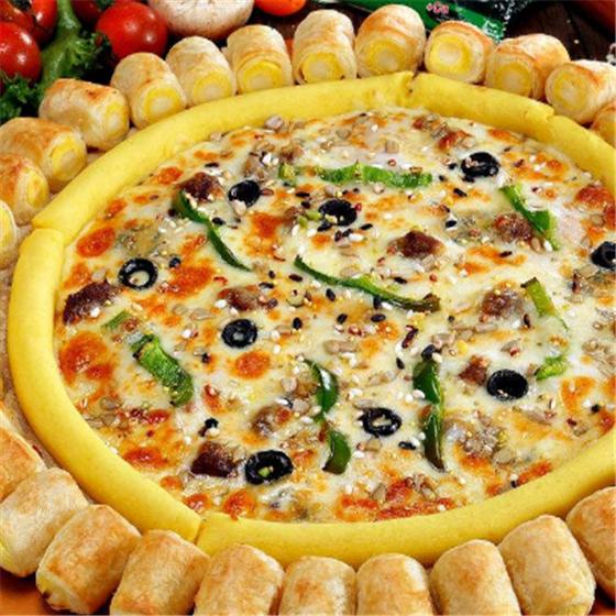 爵士島披薩