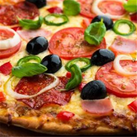 爵士岛披萨
