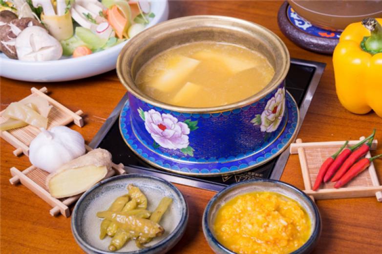 素食火锅加盟