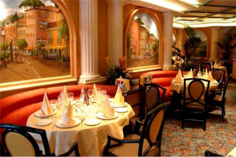 意大利餐厅加盟