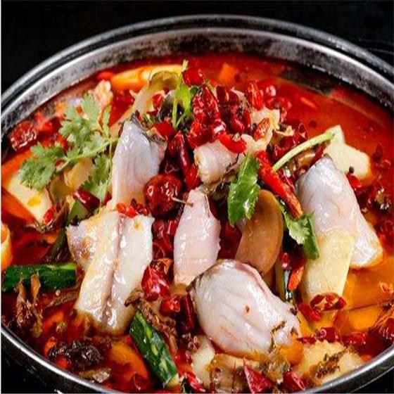黄辣丁鱼火锅
