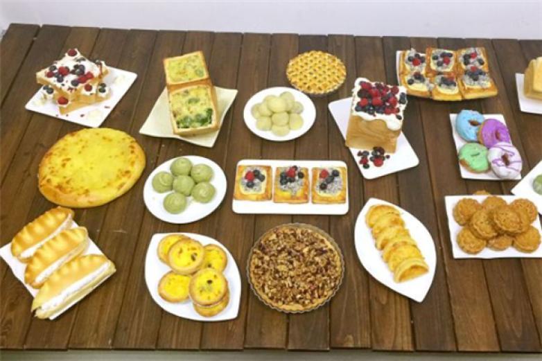 萌货国际烘焙加盟