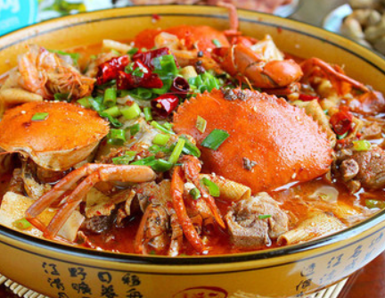 蟹蟹侬肉蟹煲