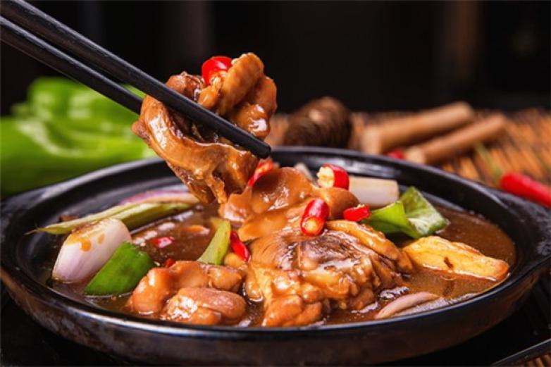 利港黃燜雞加盟