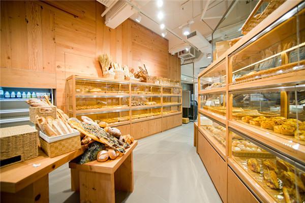 香多多面包店加盟