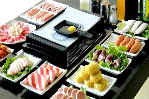 韓國紙上烤肉加盟
