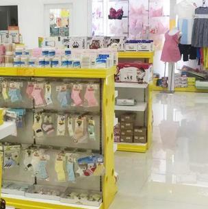 豆豆母婴生活馆品牌