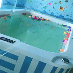 鯨魚堡嬰兒游泳館